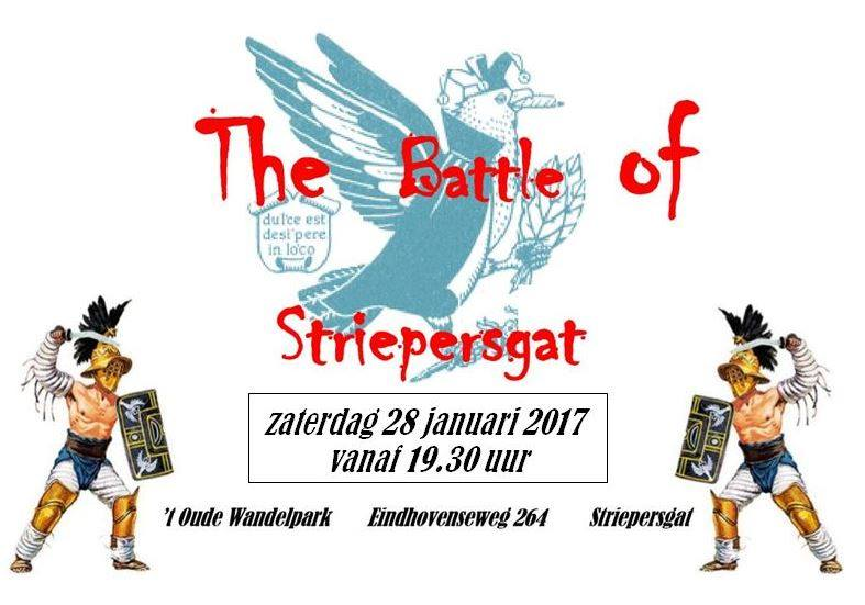 The Battle of Striepersgat
